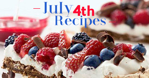 July 4th Recipes