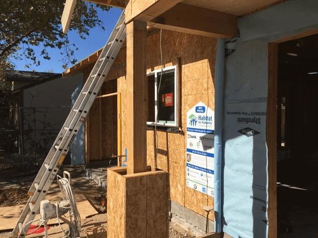 Habitat for Humanity Windows
