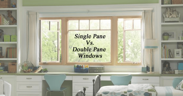 single vs double pane windows explained