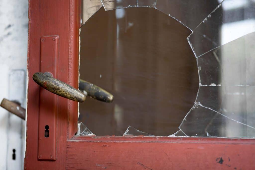 can you repair glass windows