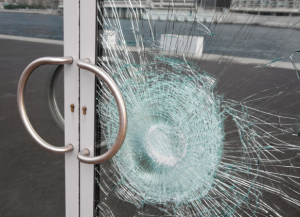 best commercial glass for storefront security glass