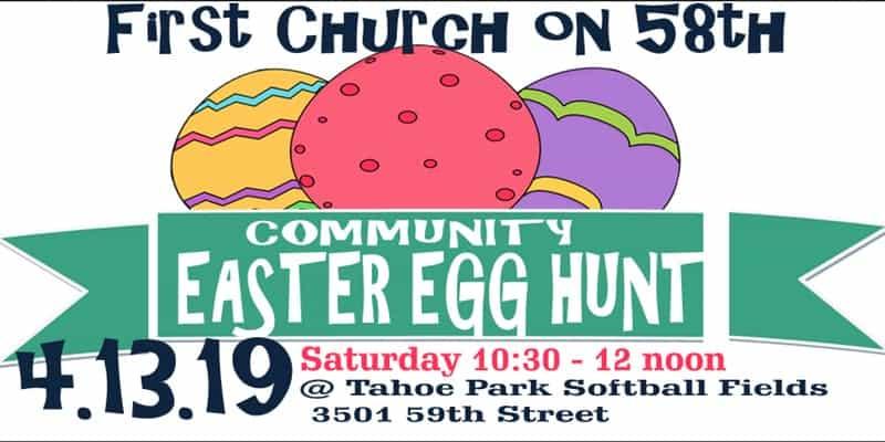 easter egg hunts in sacramento 2019