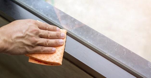wood window maintenance