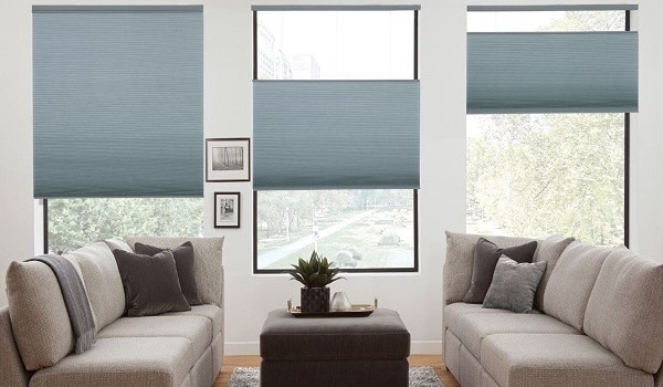 types of soft window treatments