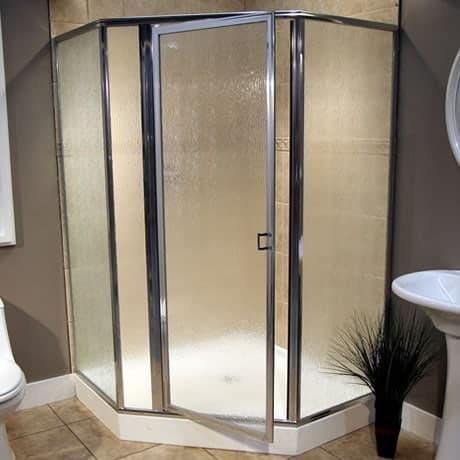 best type of shower door