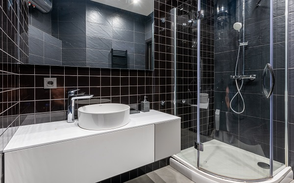 are shower doors better than curtains