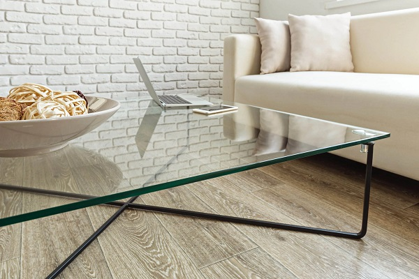 Best glass for table top
