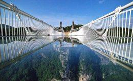 longest skywalk in the world