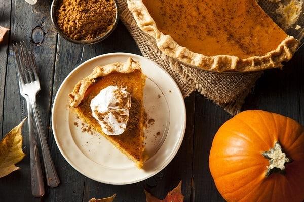 pumpkin spice dessert recipes